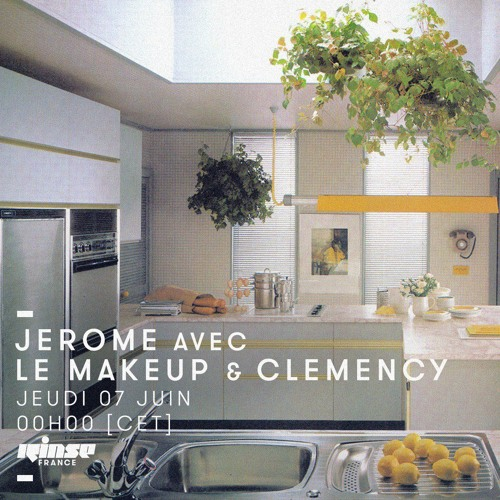 guest mix for Rinse France / Jerome