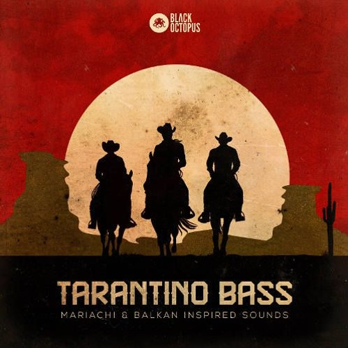 Black Octopus - Tarantino Bass