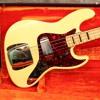 72 White Jazz 374907 Tone Full/Off/Neck Pickup/Bridge/Pick /Slap