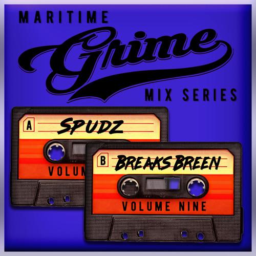Maritime Grime Mix Series Volume 009 f/ Spudz Mackenzie & Breaks Breen (MGMS009)