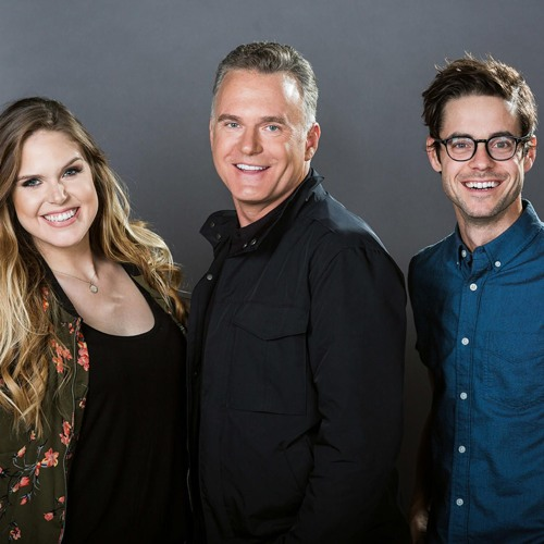 Valentine in the Morning, 104.3 MYfm Los Angeles - Katie Williams - June 2018