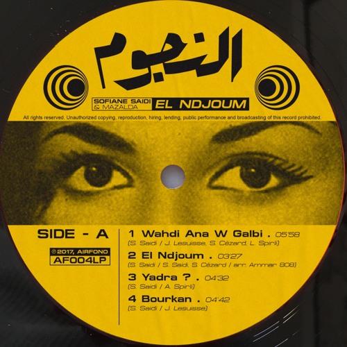 Sofiane Saidi & Mazalda - El Ndjoum  - PRIVED LINK FOR PRO ONLY !!