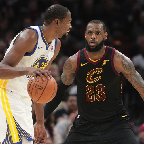 Episode 83 - KD Kicking LeBron Out Of Cleveland