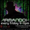 June 8th 2018 - The Armandox Show @ Box UK Radio