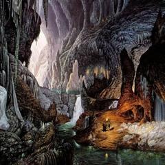 Aglarond - As Cavernas Cintilantes Das Montanhas Brancas