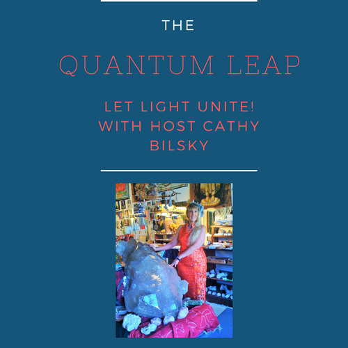 Cathy Bilsky /Quantum Leap Radio UPRN 6/o8/18 Curse Removal/Energy Balancing