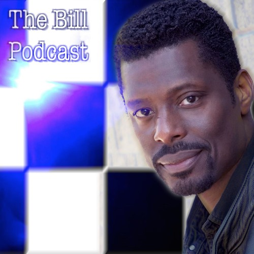 The Bill Podcast 23 - Eamonn Walker (PC Malcolm Haynes) Part 1