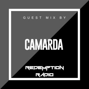 Rohan Shenoy & Camarda - Redemption Radio 008 2018-06-09 Artwork