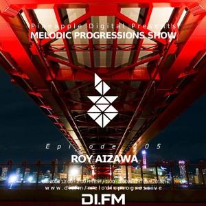 PINEAPPLE - Melodic Progressions Show 205 (Roy Aizawa) 2018-06-09 Artwork