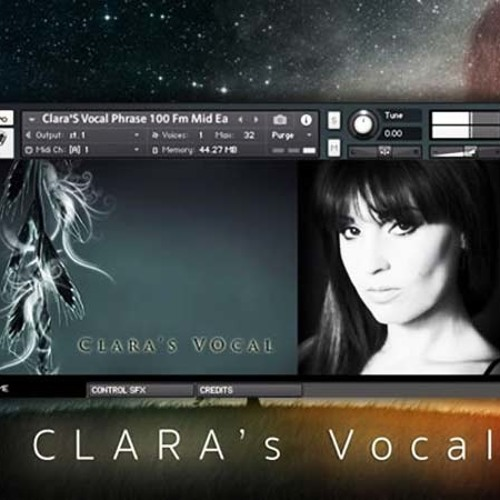 Back Vocals - Clara Library - beatestan.com