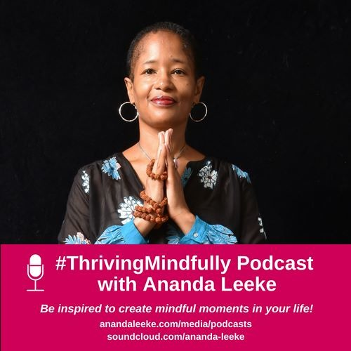 #ThrivingMindfully Podcast: Mindfulness Meditation Focusing on the Breath
