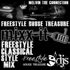 FREESTYLE HOUSE TREASURE CLASSICAL STYLE MIX 2018