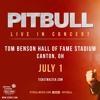 Mr. Worldwide PITBULL Hall of Fame Stadium Concert (Commercial)