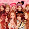 SNSD - Dancing Queen (V2 COVER) (SNSD REPACKAGE)