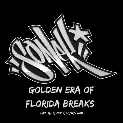 SONEK - GOLDEN ERA OF FLORIDA BREAKS