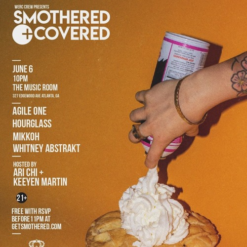 LIVE MIX at Smothered and Covered ATL 06.06.18