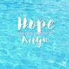 [Ailyn] Namie Amuro - Hope