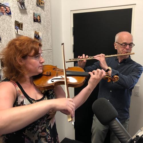 Grænseoverskridende musisk samarbejde