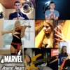 Avengers played by musicians around the world.