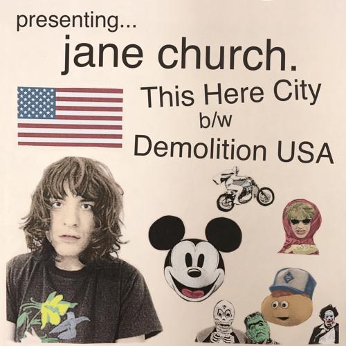 Jane Church - Demolition USA