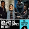 007 New Format SYFY Cloak And Dagger Black Panther
