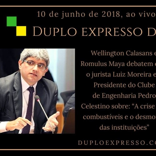 Duplo Expresso de Domingo 10/jun/2018