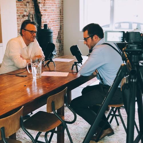 Grote Podcastinterview #2 met dé senior journalist (en Twittergoeroe): Joël De Ceulaer.