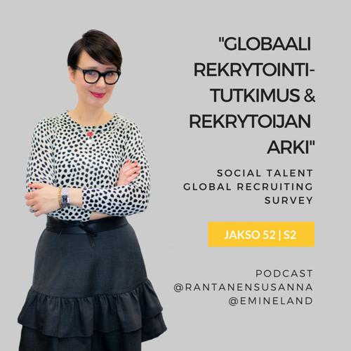Globaali rekrytointitutkimus ja rekrytoijan arki