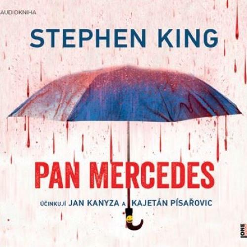 Stephen King - Pan Mercedes / účinkují Jan Kanyza a Kajetán Písařovic - demo - OneHotBook