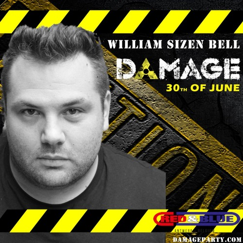 DAMAGE - Antwerp 30th June 2018