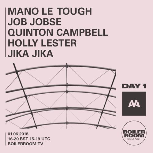 Quinton Campbell Jackin House & Disco Edits Mix | Boiler Room x AVA