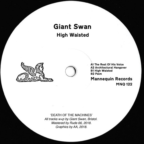 Giant Swan - The Rest Of His Voice