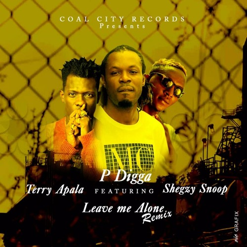 Leave Me Alone Remix FT shegzy snoop & Terry apala