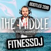 Zedd, Maren Morris, Grey - The Middle (FitnessDJ Bootleg 2018) #4X8MUSIC