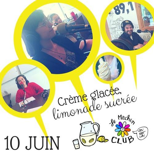 Crème glacée, limonade sucrée - CKRL 89,1 - 10 juin 2018 - SPORTS