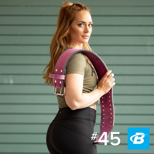 Episode 45: Getting Uplifted through Lifting with Meg Squats