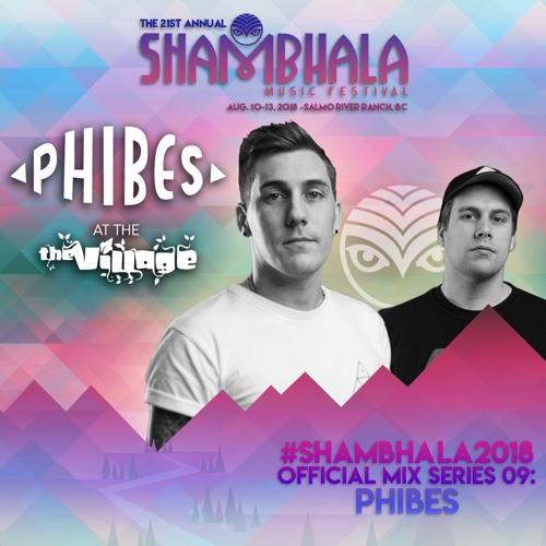 Shambhala 2018 Official Mix Series 09: