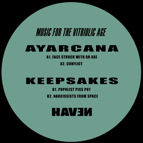 Four Four Premiere: Ayarcana - Conflict [HAVEN]