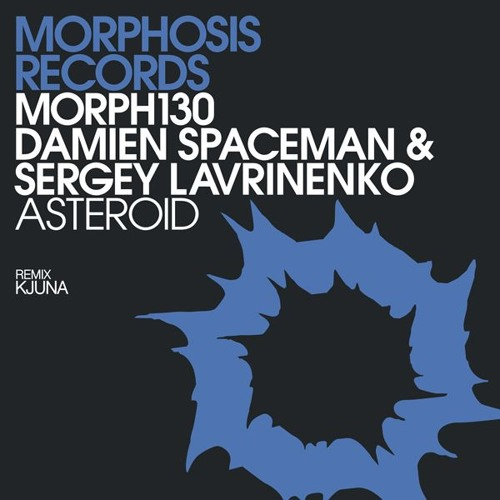 Damien Spaceman & Sergey Lavrinenko - Asteroid (Original Mix)