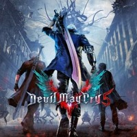 Devil May Cry 5 OST  Ali Edwards - Devil Trigger  Full Song [HQ] Artwork