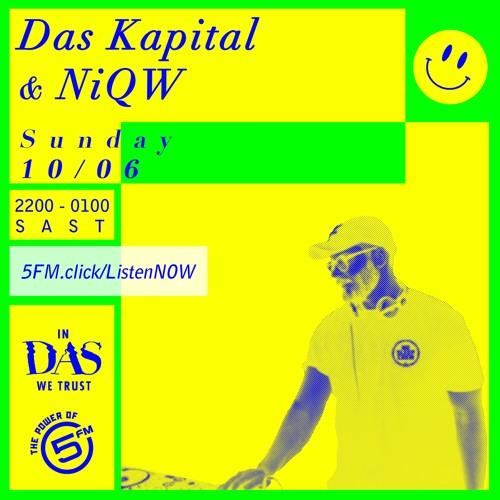 In Das We Trust ft. NiQW - 10.06.18 on 5FM