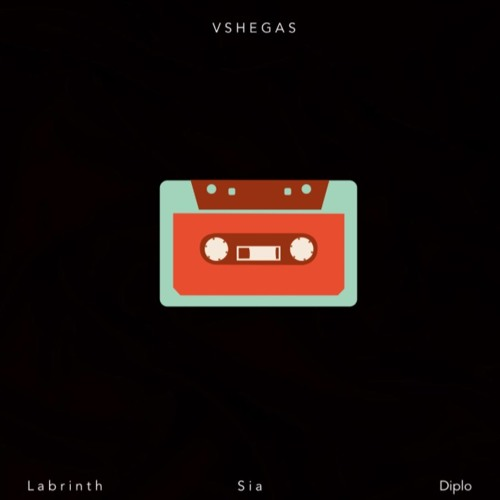 LSD - Audio (feat. Sia, Diplo & Labrinth) [Vshegas Remix]