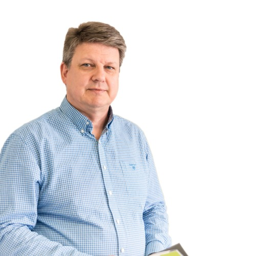 Öljyllä on valoisa tulevaisuus - haastateltavana LEY:n toimitusjohtaja Arto Hannula.