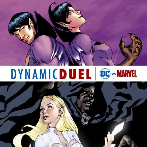 Wonder Twins vs Cloak & Dagger