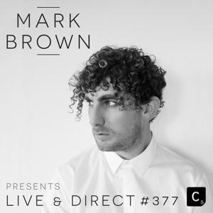 Mark Brown - Cr2 Records Radio Show 377 2018-06-12 Artwork