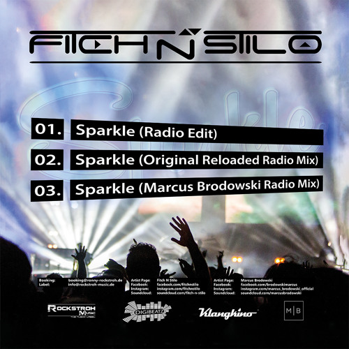 Fitch N Stilo - Sparkle ( Radio Mixes )