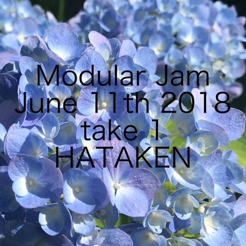 HATAKEN - Modular Jam June 11th T1