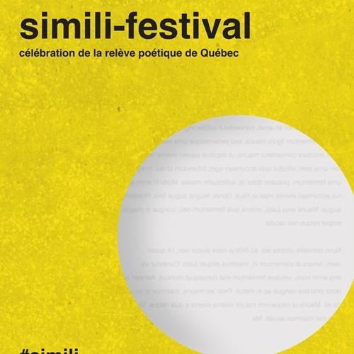 Entrevue -  Alex P.V et Lux Aeterna Strobe - le Simili-festival