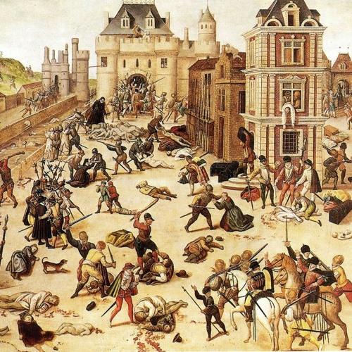 Les Guerres de Religion (XVIe siècle)