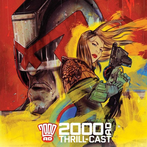 The 2000 AD Sci-Fi Special 2018